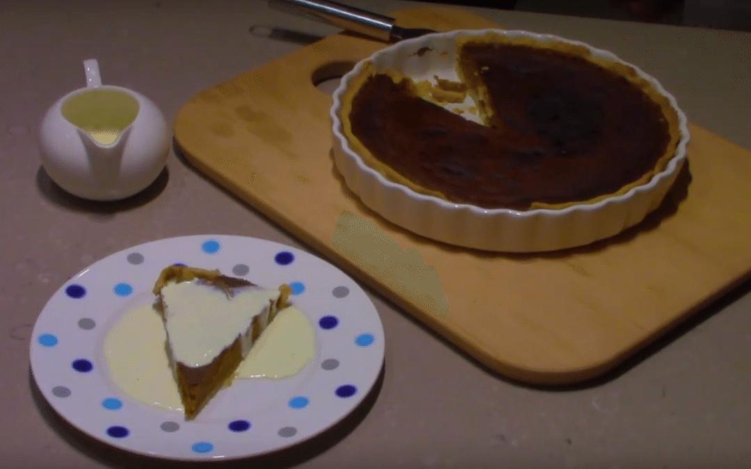 How to Make a Pumpkin Pie, Cheeky Swine Style