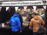 hog roast hire manchester cheshire 2