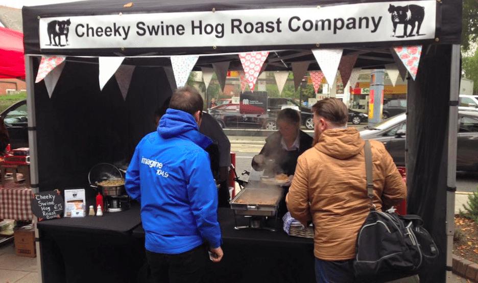 Hog Roast Hire Manchester