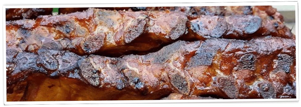 barbecue caterers in stockport manchester & cheshire from Cheeky Swine Hog Roast